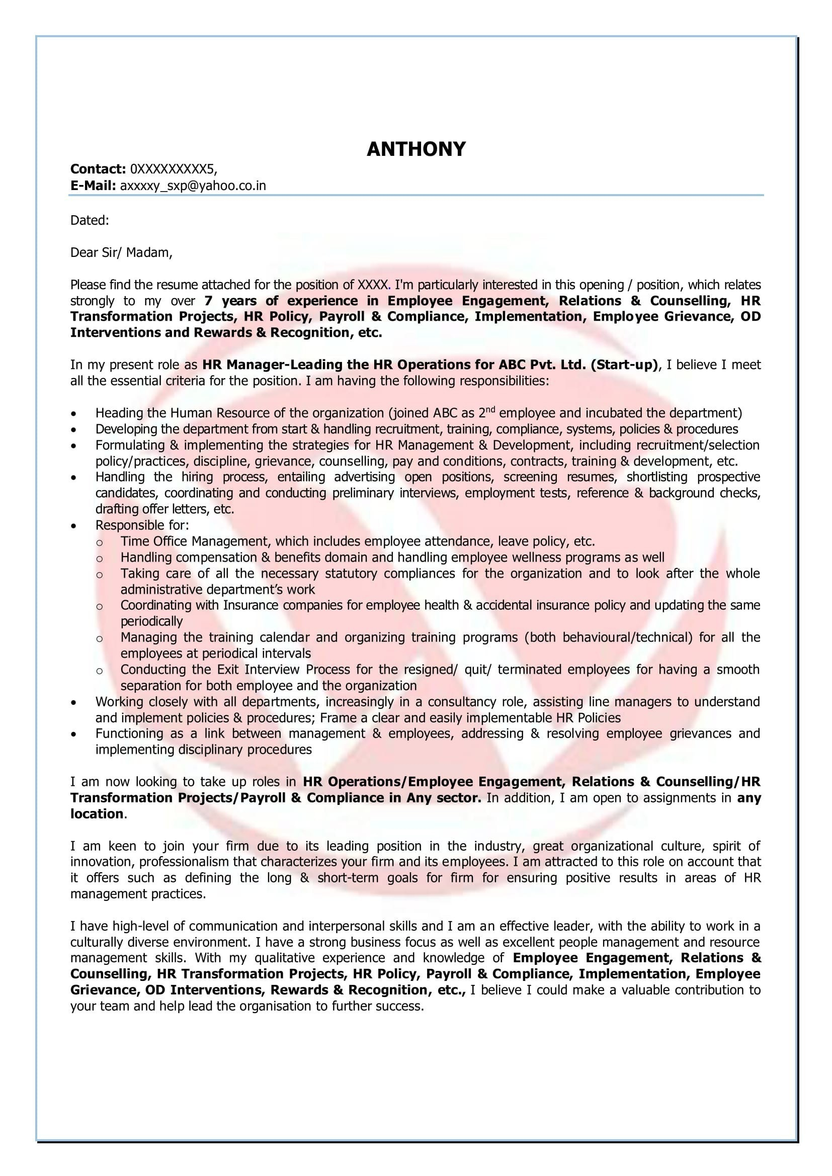 sample letter of disagreement template Collection-sample letter of disagreement template 6-r