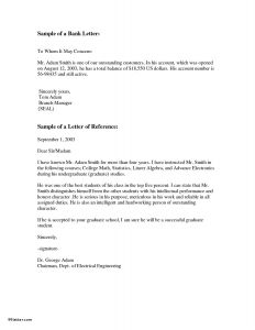 Sample Proof Of Funds Letter Template - formal Letter Example Lovely Proof Funds Letter Archaicawful formal