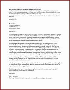 Scholarship Award Letter Template - Sample Application Letter University Scholarship Inspirationa Ideas
