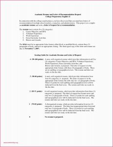 Scholarship Letter Of Recommendation Template - Personal Letter Re Mendation for College 10 Personal Letter Of