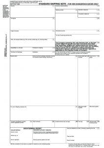 Shipper Letter Of Instruction Template - Shipper Letter Instruction Template Unique Shipper Letter