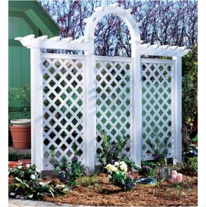 Shipper's Letter Of Instruction Template - Wooden Garden Trellis Unique Arched Trellis Wood Magazine 163 J