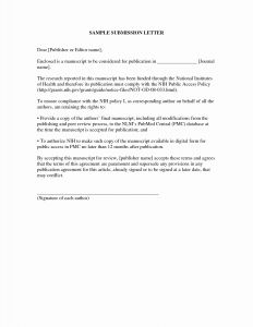 Signed Letter Template - Consulting Cover Letter Examples Best Resume Cover Letters