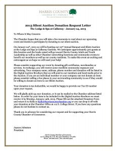 Silent Auction Donation Letter Template - Sample Letters asking for Donations Church Letter asking for