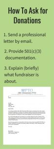 Silent Auction Donation Letter Template - Download Our Free Donation Letter Request Template