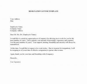 Simple Resignation Letter Template - Short Simple Resignation Letters Sample Beautiful Relocation