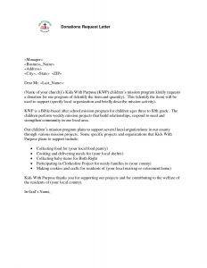 Solicitation Letter Template - Donation solicitation Letter Template top Best Donation Request