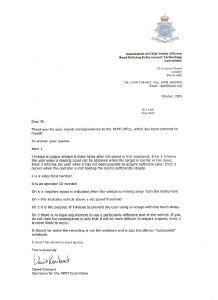 Speeding Ticket Appeal Letter Template - Speeding Ticket Appeal Letter Template Samples
