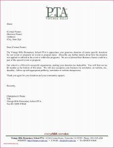 Sponsorship Letter Template for Non Profit - Sample Sponsorship Letter for events Church Thank You Letter for