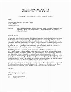 Standard Cover Letter Template - Professional Cover Letter Template Free Sample