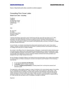 Successful Cover Letter Template - Cover Letter It Examples Save Good Cover Letter Examples Surprising