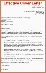 Successful Cover Letter Template - 29 Sample Cover Letter 2018