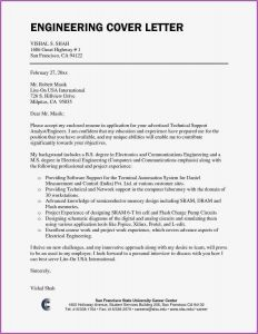 Support Letter Template - 26 New Resume and Cover Letter Template Sample