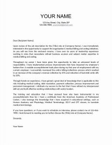 Support Letter Template - Example Cover Letter Best Cover Letter Examples for Internship