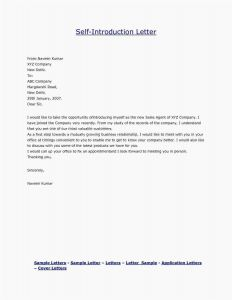 Supporting Letter Template - 23 New form Letter Template Examples