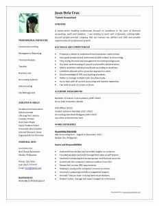 Template for A Business Letter - Business Letter Template Examples