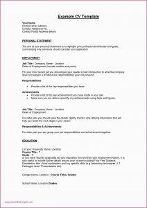 Template for Letter Of Recommendation for A Job - Example Letter Job Re Mendation Letter Re Mendation