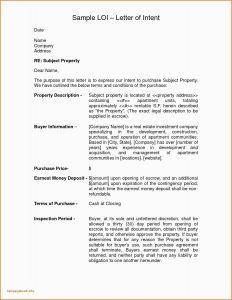 Template Letter Of Interest - Business Letter format Letter Interest Letter Intent to Sell