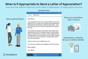 Thank You Letter for Grant Money Template - Sample Thank You and Appreciation Letters to Boss