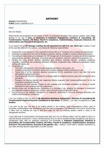 Tn Visa Letter Template - 32 Genial Job Bewerbung Resümee