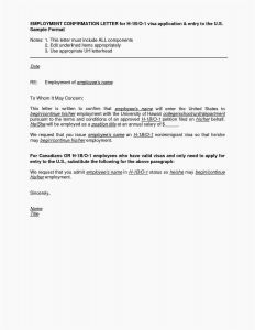 To whom It May Concern Letter Template - 23 New Employment Confirmation Letter Download