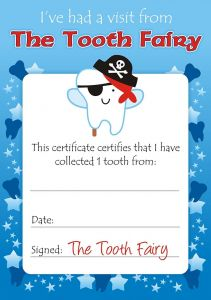 Tooth Fairy Letter Template Boy - Free Printable tooth Fairy Letter Template Boy