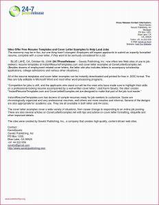 Transmittal Letter Template - Business Letter formats Resume Logo Lovely Free Resume Examples