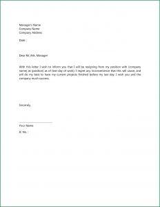 Trustee Resignation Letter Template - Sample Church Trustee Resignation Letter