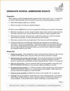Uf Cover Letter Template - Sample Application Essay for Graduate School