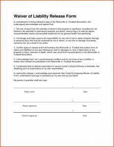 Unclaimed Property Letter Template - Free Hold Harmless Letter Template Examples