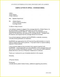 Unemployment Denial Appeal Letter Template - Unemployment Appeal Letter Luxury Edd Appeal Letter Sample