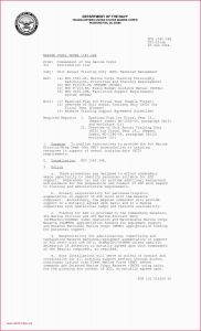 Usmc Letter Of Recommendation Template - Us Navy Letter format Application Letter for Employment A Driver