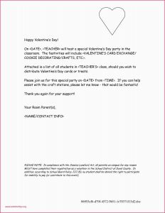 Valentines Day Letter Template - Sample An Invitation Letter for Parents 25 Elegant B2 Visa