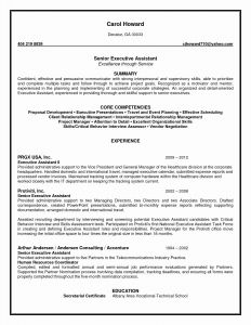 Vendor Letter Template - Administrative assistant Cover Letter Template New Elegant Example