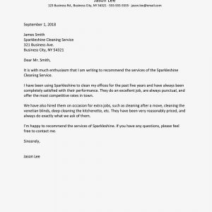 Vendor Request Letter Template - Business Reference Letter Examples