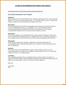 Verbal Warning Letter Template - Warning Letter Inspirational Letter Conformance Template