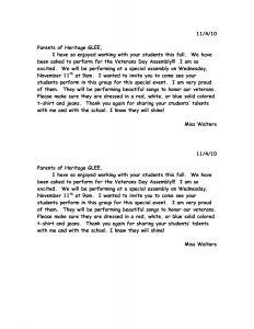 Veterans Day Letter Template - Veterans Day Letter Template Reference Thank You Letter to A Veteran