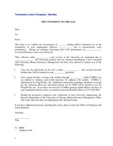 Voluntary Demotion Letter Template - Demotion Letter Template