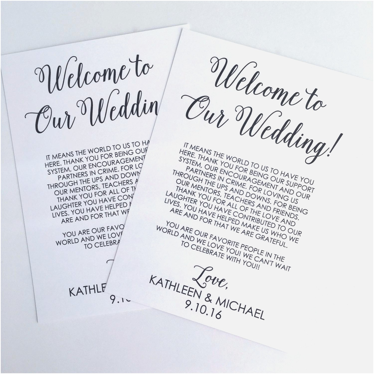 19 Wedding Hotel Welcome Letter Template Examples Letter Templates