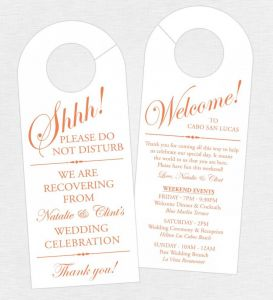 Wedding Welcome Bag Letter Template - Wedding Wel E Bag Letter Template Collection