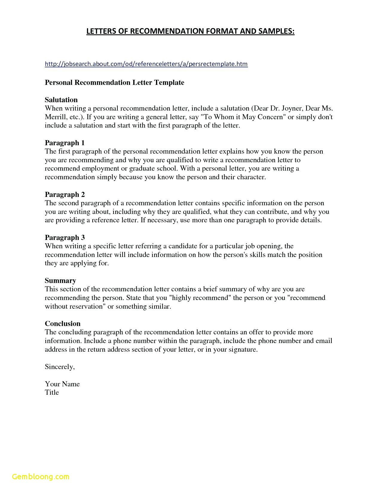 Welcome Back to School Letter Template - School Reference Letter Template Examples
