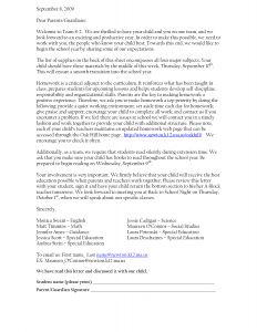 Welcome Letter to Parents Template - Teacher Introductory Letter to Parents Zoroeostories