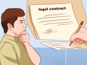 When Inserting A Letter Template, How Can A User Revise the Letter? - How to Write A Business Contract 15 Steps with