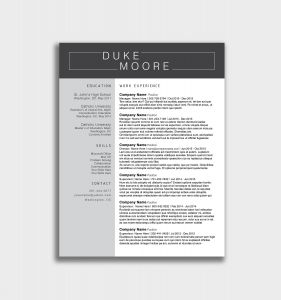 Word Letter Of Recommendation Template - Template for Resume Free Download Reference Lebenslauf Download