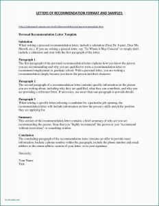 Writing A Reference Letter Template - Re Mendation Letter Block format New Sample French Friendly Letter