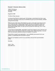 Writing A Reference Letter Template - Example Reference Letter Reference Letter Template Word Examples