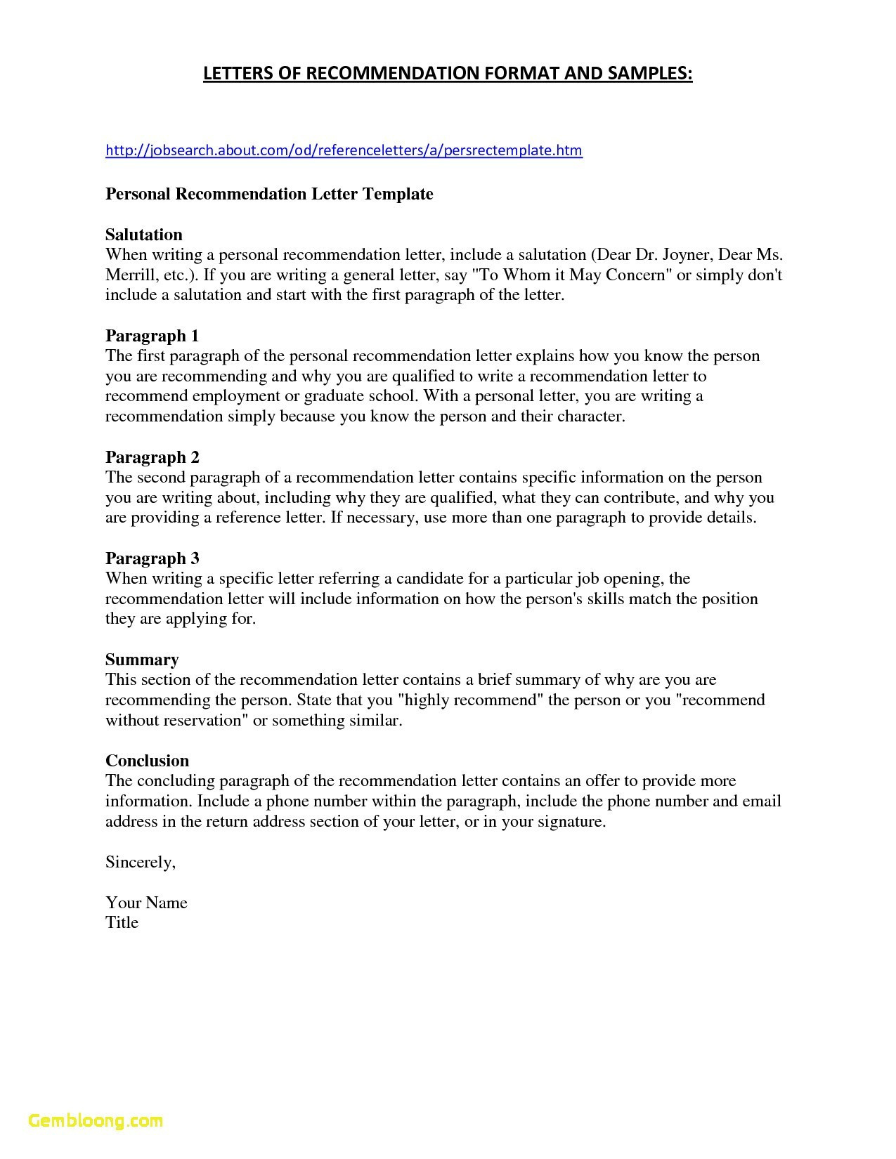 writing your own letter of recommendation template example-Writing Your Own Letter Re mendation Template Free Creative New Writing Job Re Mendation Letter 4-k